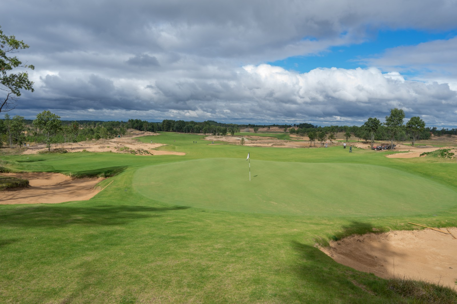 Sand Valley Loch 4