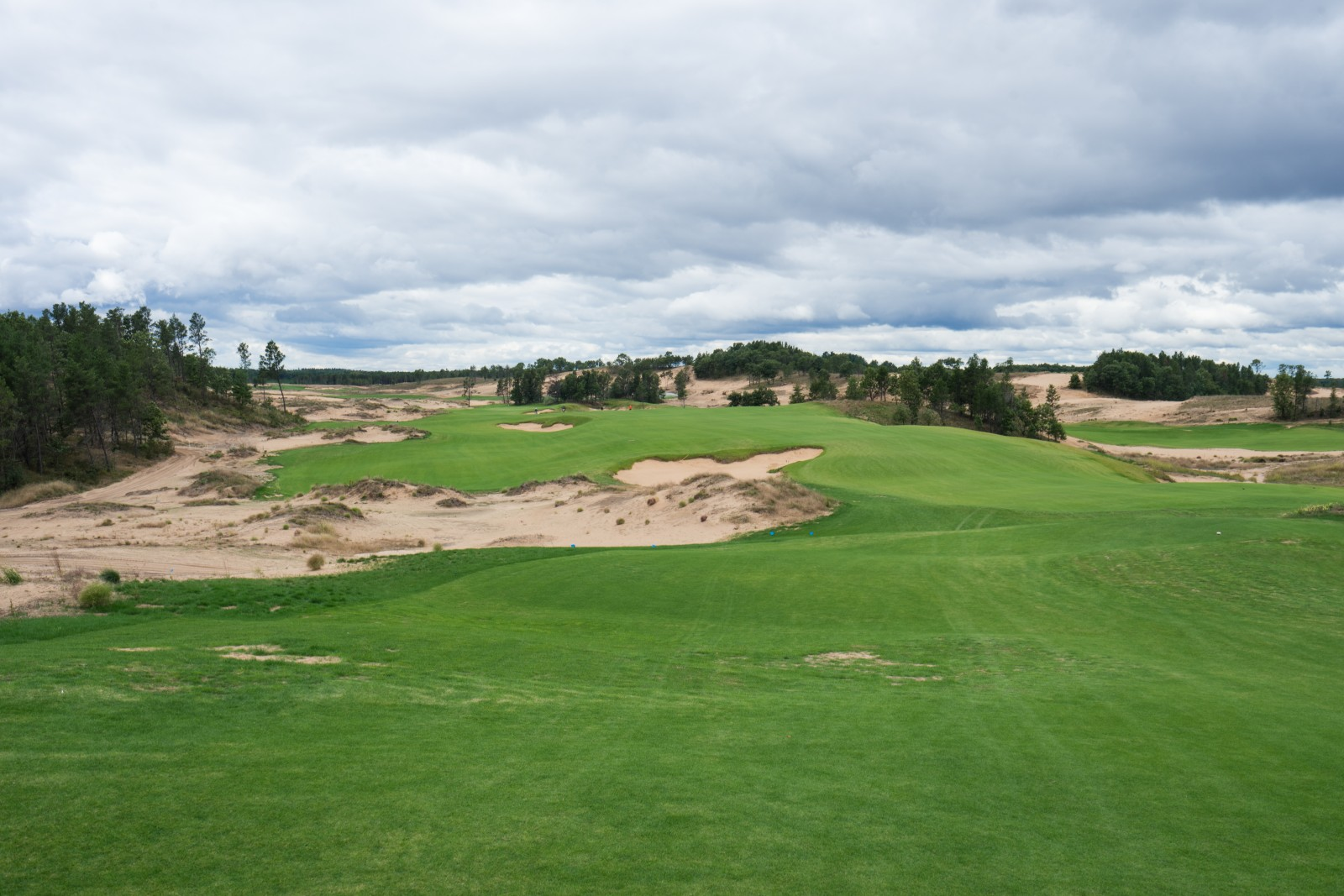 Sand Valley Loch 10