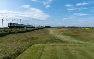 Dundonald Links Loch 13