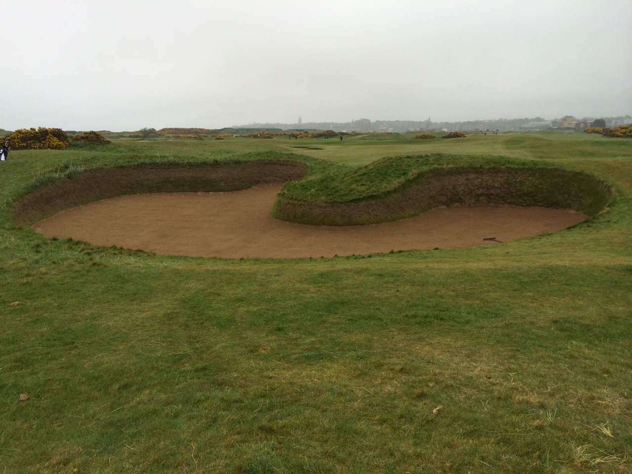 Old Course, Der Hell Bunker