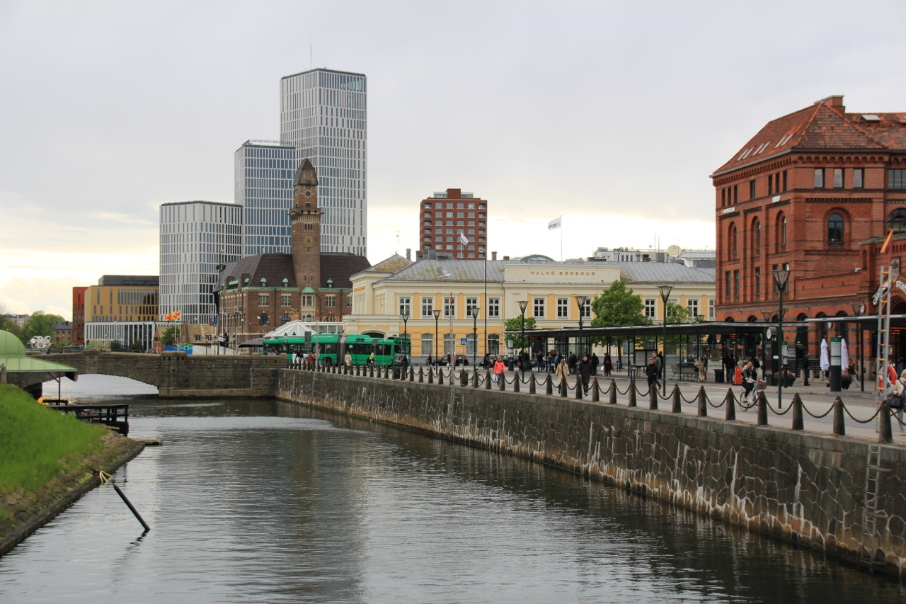 Hauptbahnhof Malmö