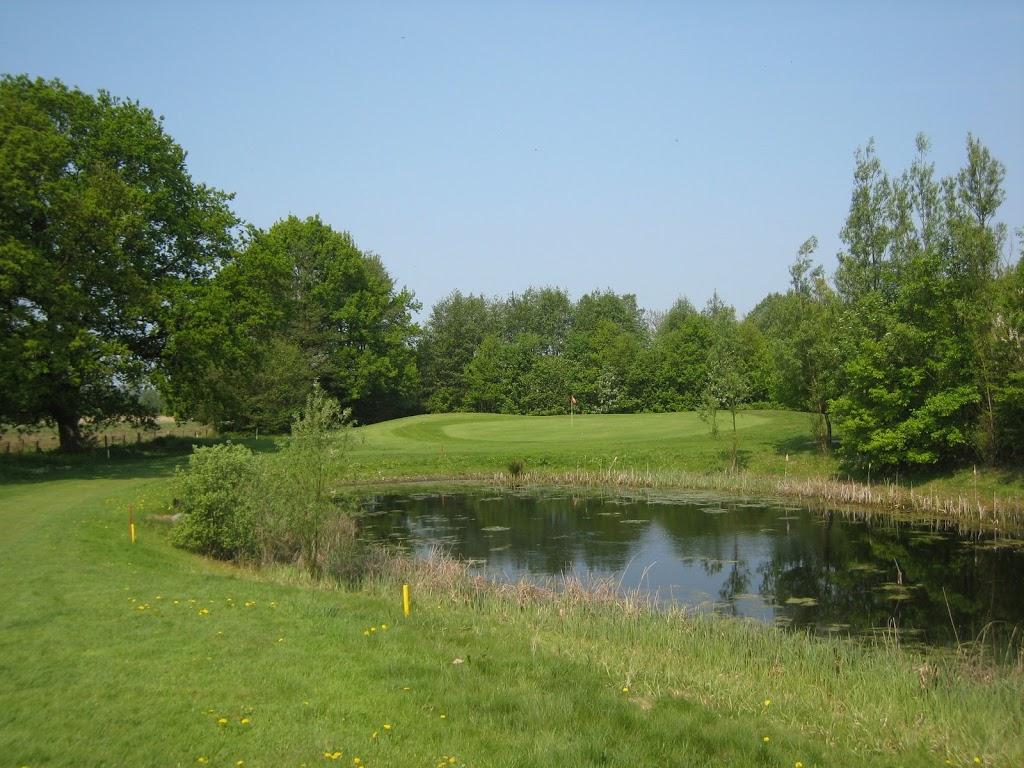Loch 11. Nettes Par 3
