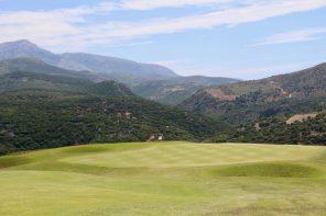 Golf auf Kreta