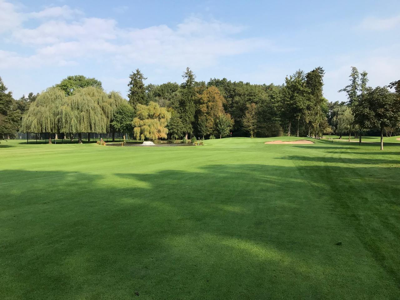 Blick zum Grün Loch8