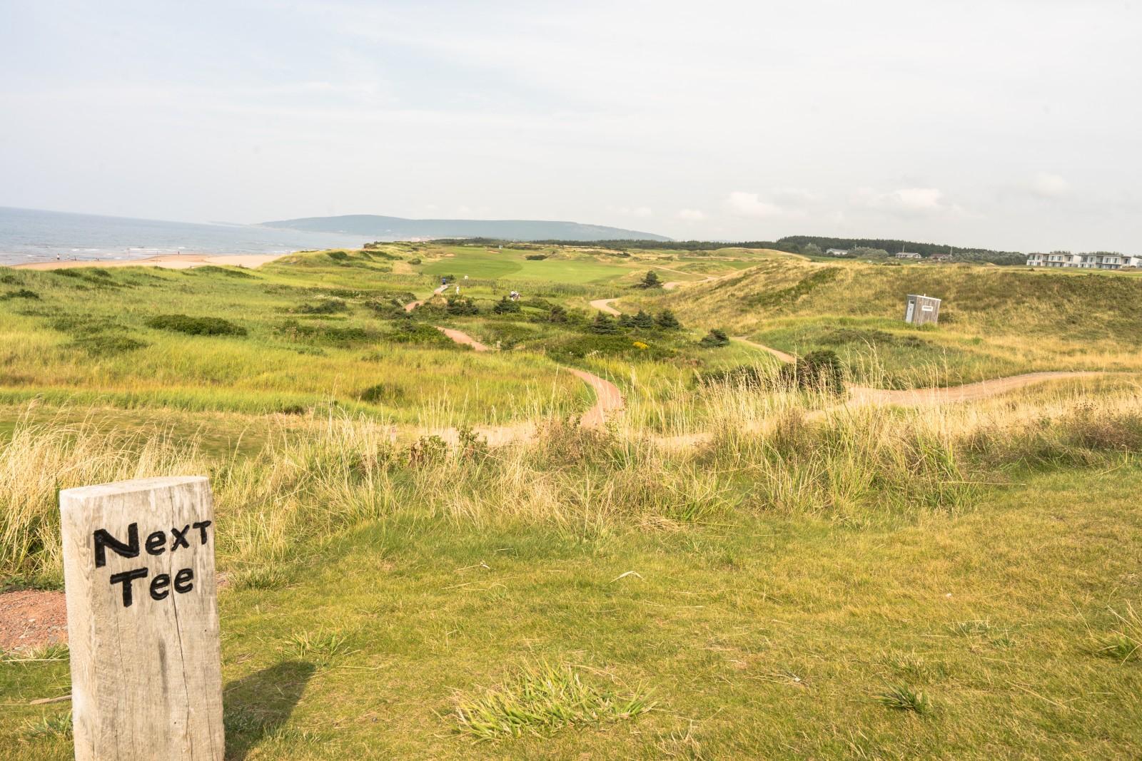 Cabot Links Loch 15