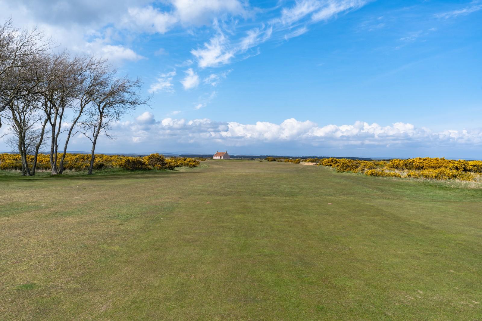 Eden Course, Loch 1