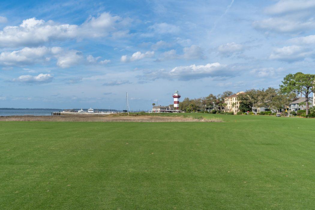 Die 18 im Harbour Town Golf Links