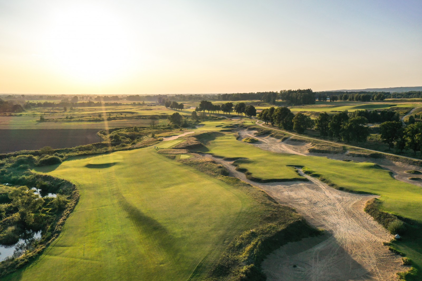 Sand Valley Golf Resort Loch 14