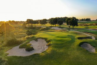 Sand Valley Golf Resort Loch 13