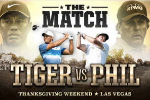 "Tiger vs Phil: 6 Gründe, warum ""The Match"" ein Desaster war"